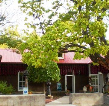 Rancho de Chimayo Restaurant New Mexico
