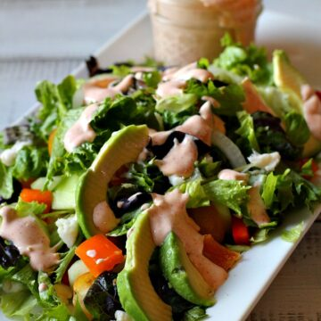 Spicy ranch dressing recipe from Rancho de Chimayo restaurant