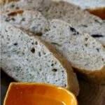 Rosemary bread recipe with kalamata olives