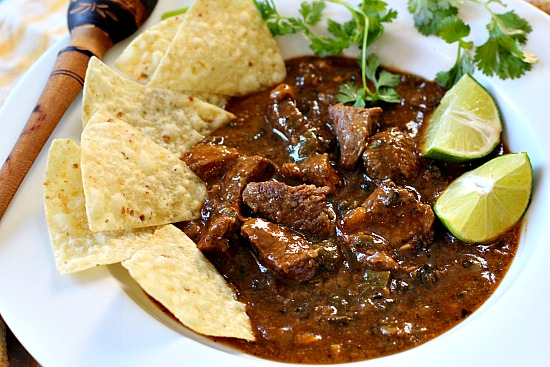 New Mexico Beef Chili Stew
