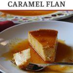 Cream Cheese Flan Dessert