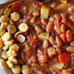 Mayocoba Bean Soup with Potatoes