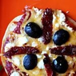Tortilla pizza appetizer recipes
