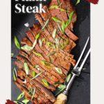 San juan grilled flank steak recipe