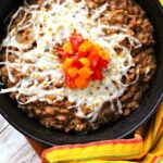 Refried Beans in the instant pot pressure cooker