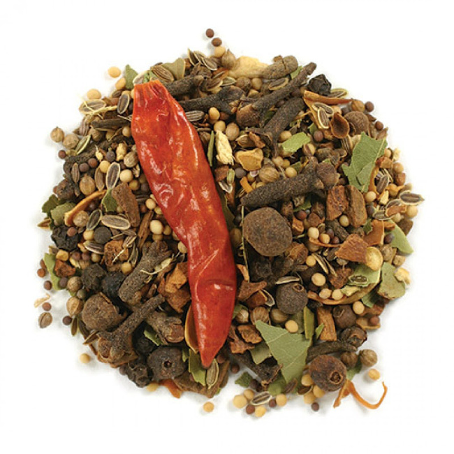 Mexican Pickling Spice used for red sauce for tamales