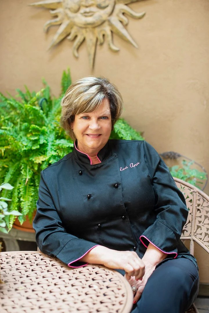 Lea Ann of Cooking on the Ranch