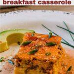 Ultimate breakfast casserole