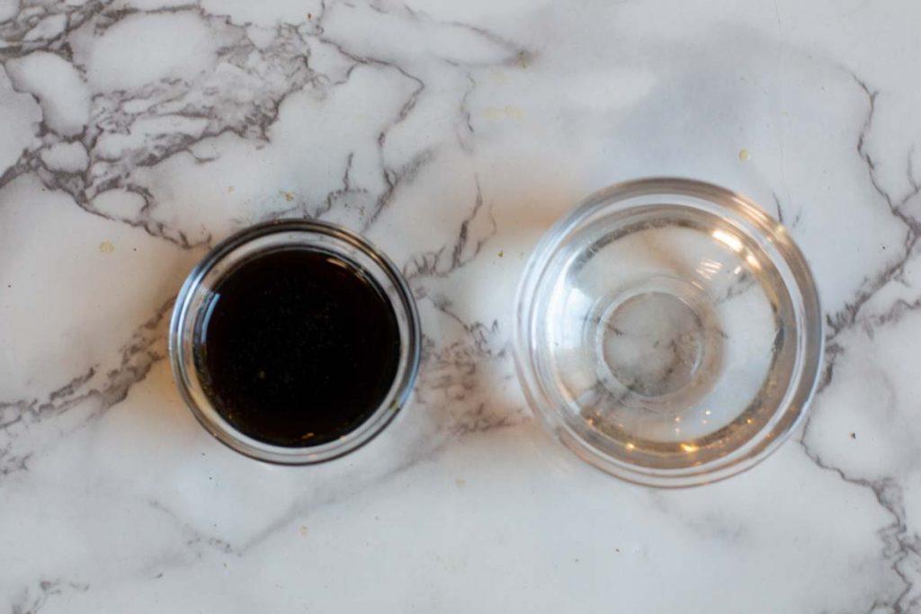 vinegar and soy sauce marinade for pulled pork enchiladas
