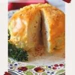 Microwave cauliflower recipe