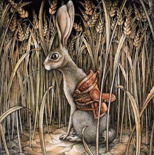 The Saddles Hare