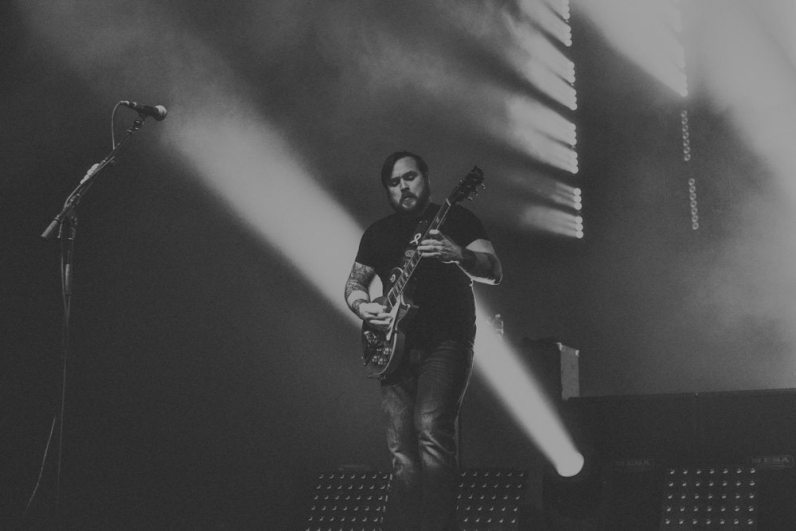 Coheed And Cambria Theater at MSG Highlark