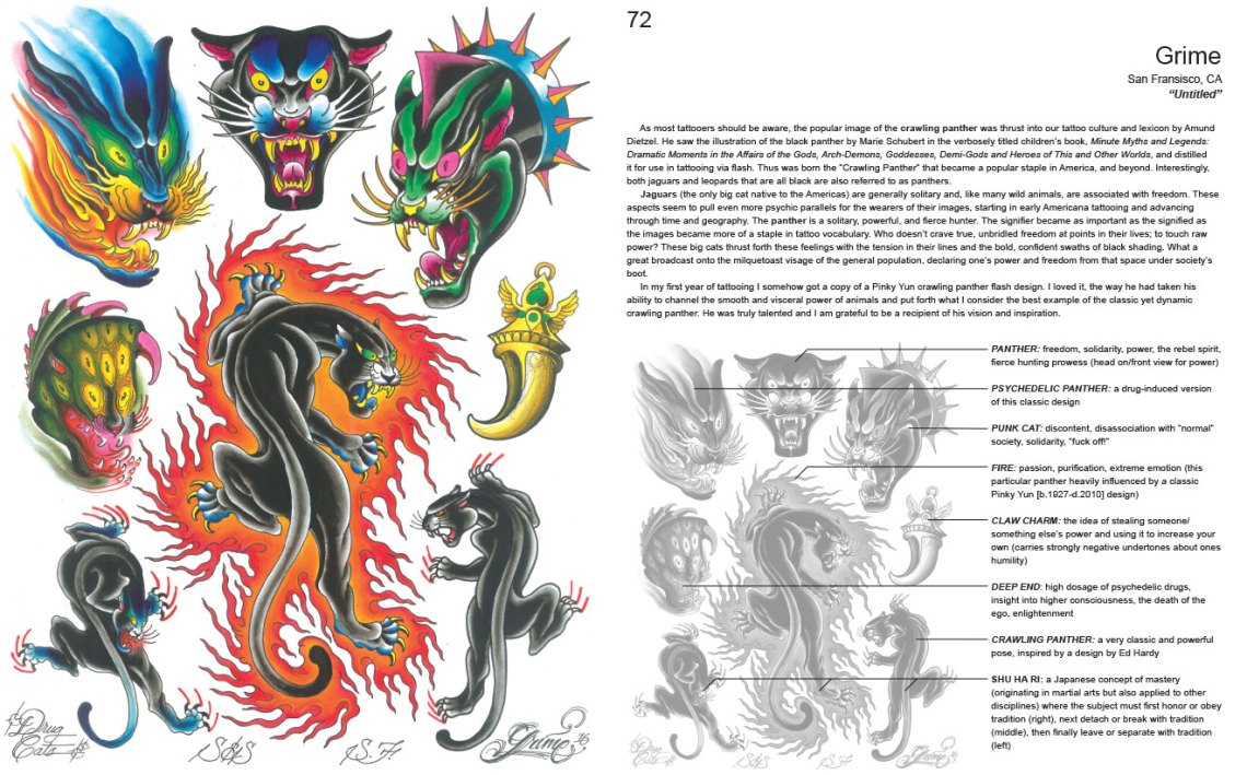 Tattooing's Guide To Symbolism