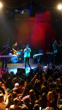 Electric Guest Live Bowery Ballroom