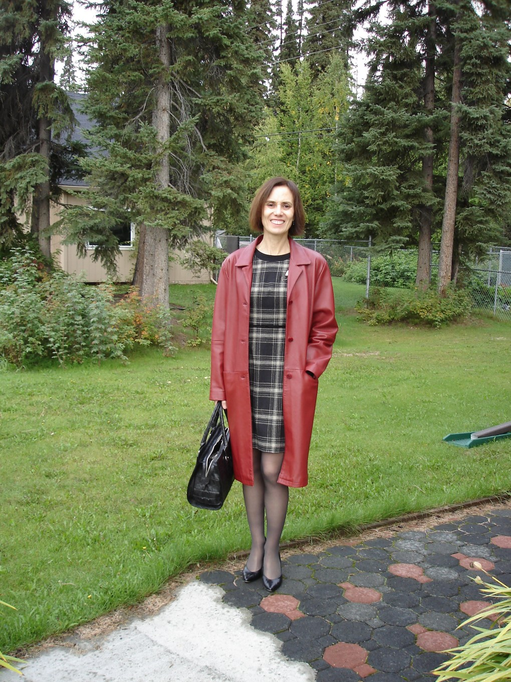 #interviewoutfit #advancedstyle mature woman in fall job interview outfit