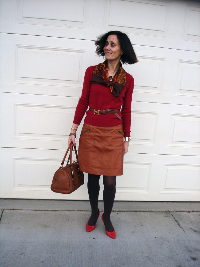 #over40 Fall office look | High Latitude Style | http://www.highlatitudestyle.com