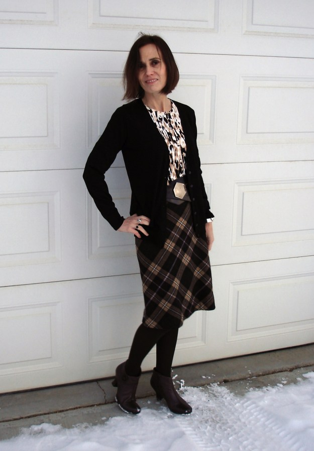 #over40 Winter work outfit  | High Latitude Style | http://www.highlatitudestyle.com