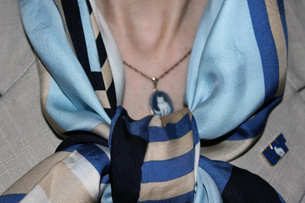 Cat necklace  | High Latitude Style | http://www.highlatitudestyle.com