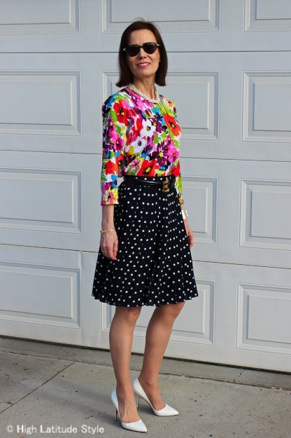 #maturefashion best spring trends for women over 40