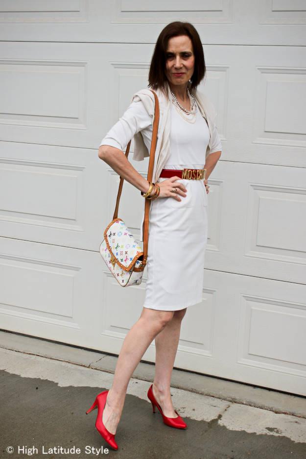 #LookbookStore #fashionover40 High Latitude Style