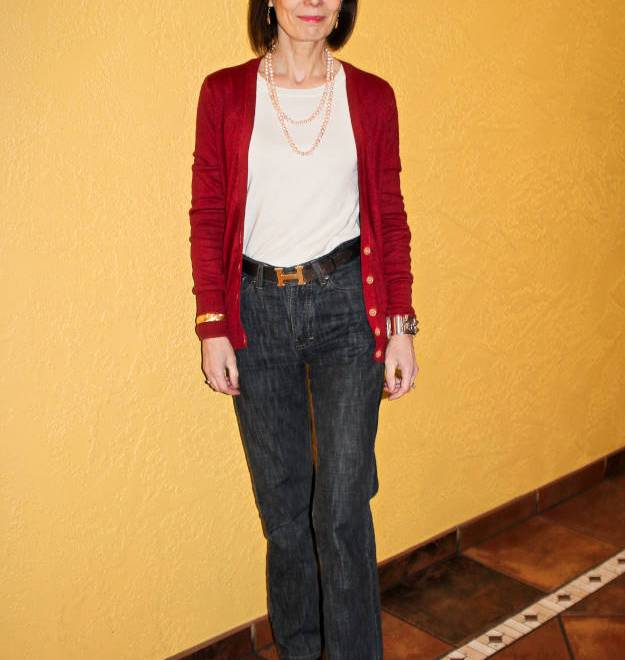 #over40 Outfit with Spring Step comfort shoes | High Latitude Style | http://www.highlatitudestyle.com