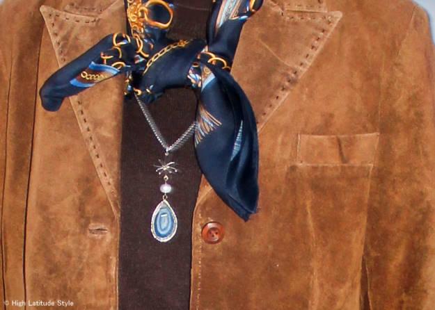 #fashionover40 accessories