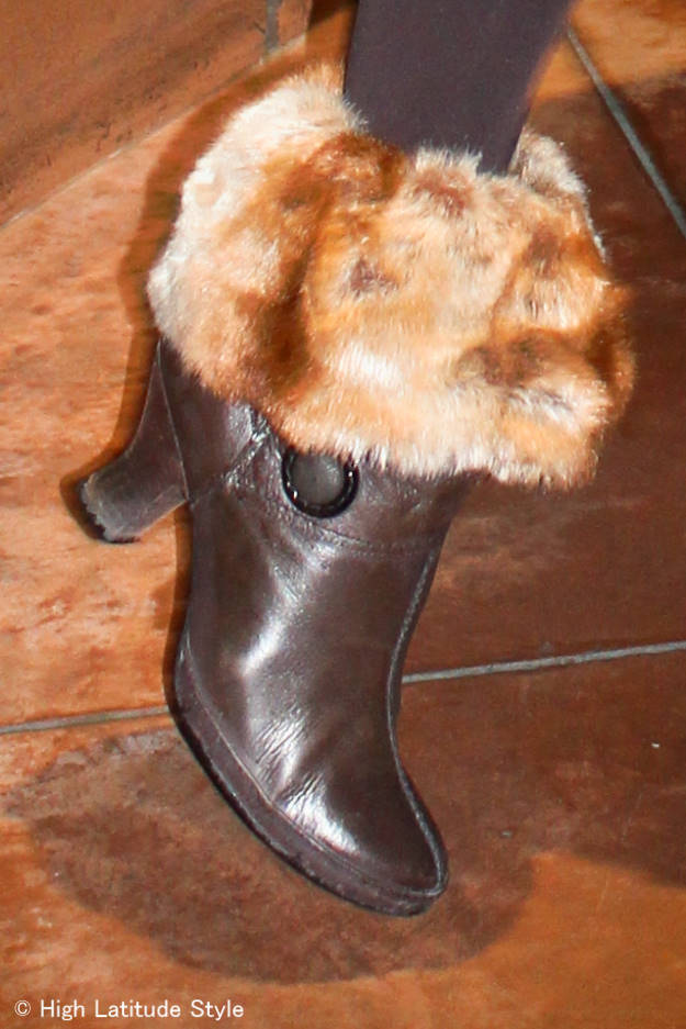 #advancedstyle boot toppers