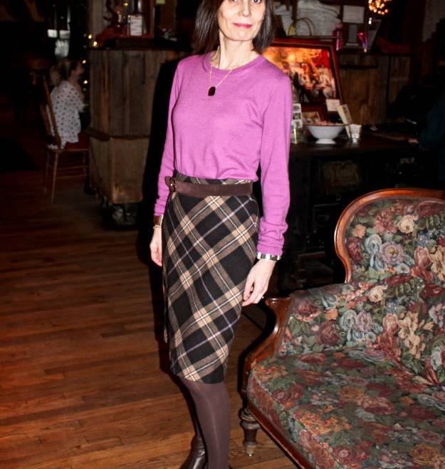 #fashionover40 #fashionover50 Looking ageless in the 70s trend in Ageless Style a Wednesday series @ High Latitude Style @ http://www.highlatitudestyle.com