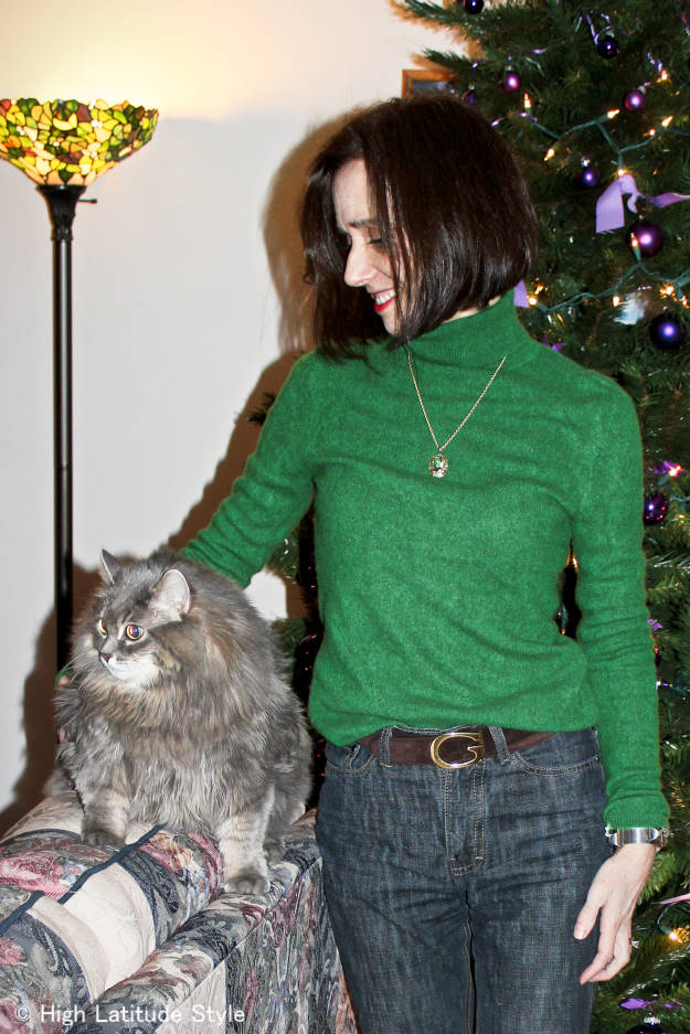 #advancedfashion favorite outfit of January according to my readers