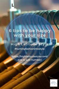 Read more about the article 6 Tips to be Happy with Your Size