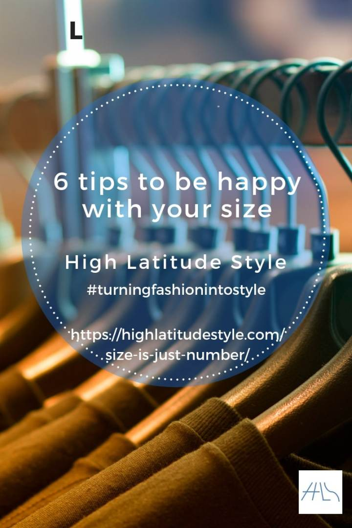 6 tips to be happy with your size