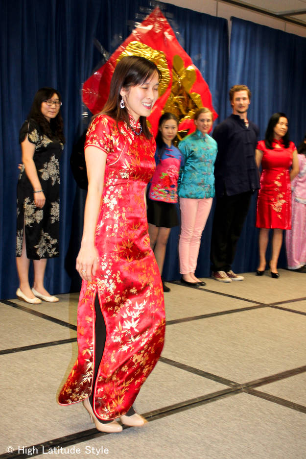 Chinese wedding dress | High Latitude Style | http://www.highlatitudestyle.com