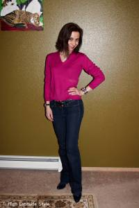 #over40 #fashion Casual outfit | High Latitude Style | http://www.highlatitudestyle.com