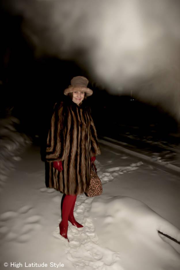 #fashionover40 women outerwear