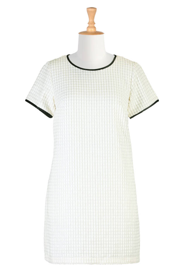 #over40style monochromatic white from head to toe look