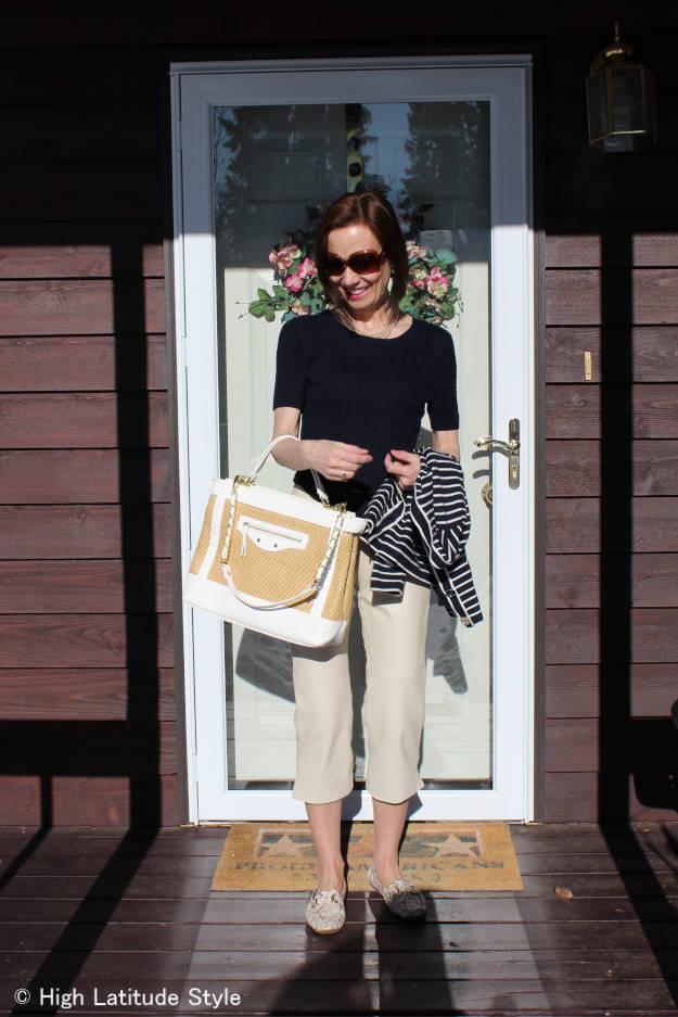 #springtrend Olivia + Joy spring bag