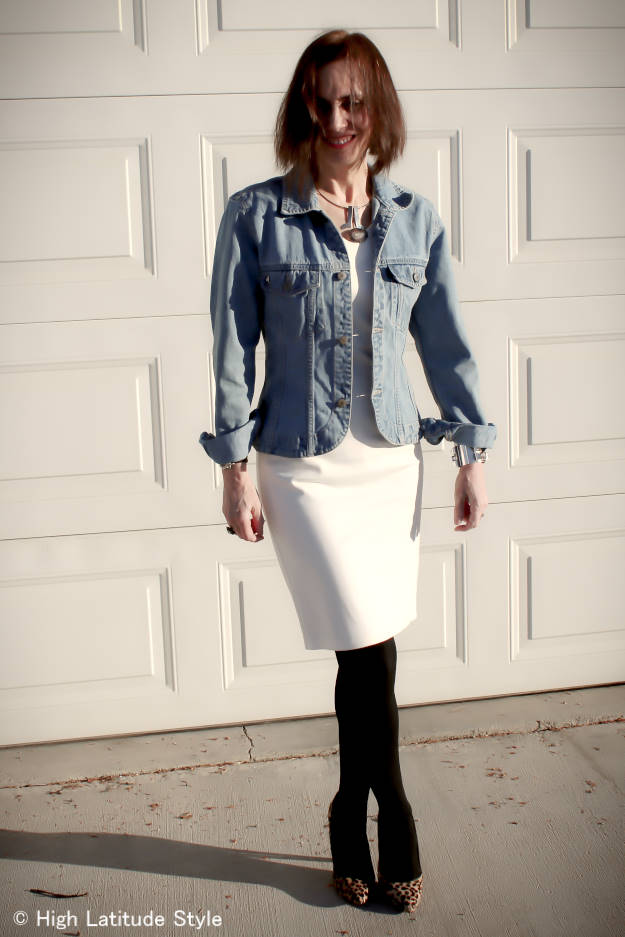style over 50 Lookbook Store dress