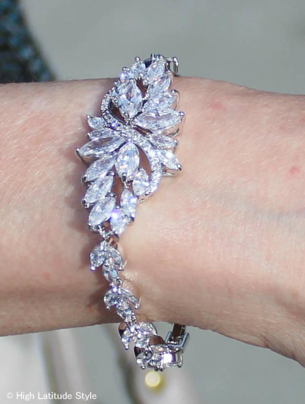 #HSN #review Rita Hayworth bracelet details