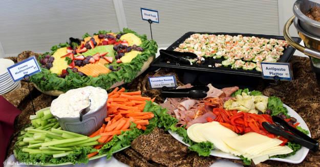 #food C#buffet | High Latitude Style | http://www.highlatitudestyle.com