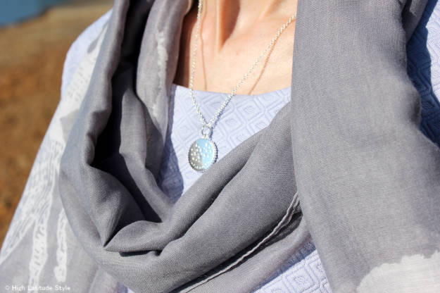 #IndiaHicks necklace and Lucky Stars pendant