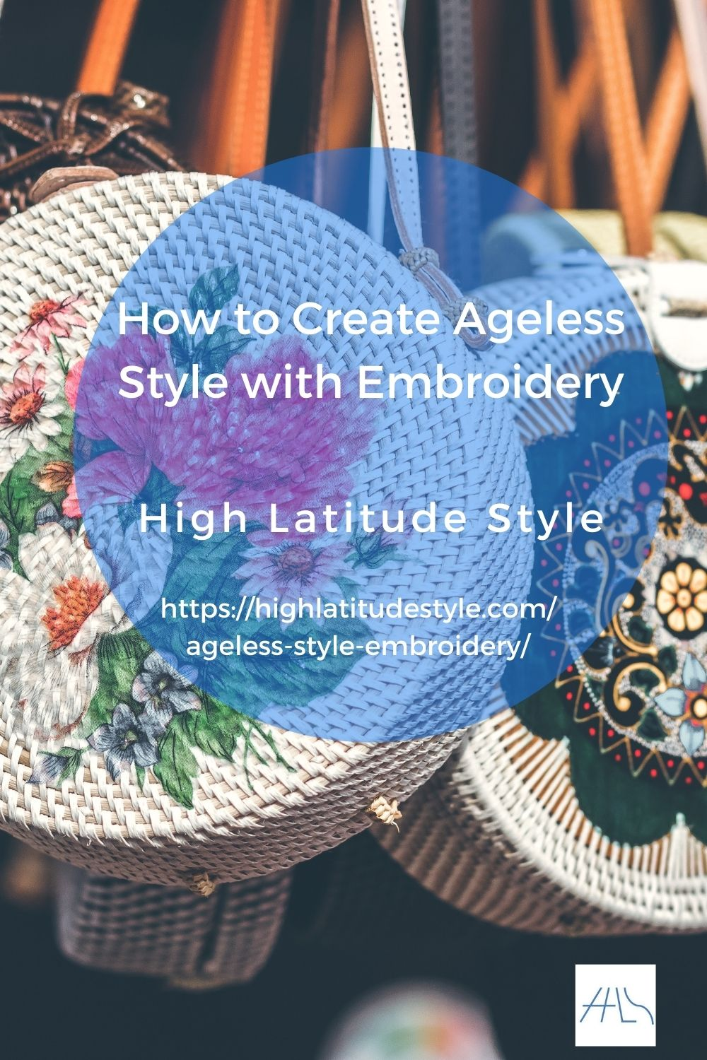 You are currently viewing How You Can Create Ageless Style with Embroidery
