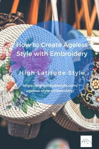 How You Can Create Ageless Style with Embroidery