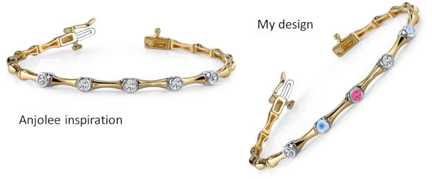 #Anjolee designing your own jewelry | High Latitude Style | http://www.highlatitudestyle.com