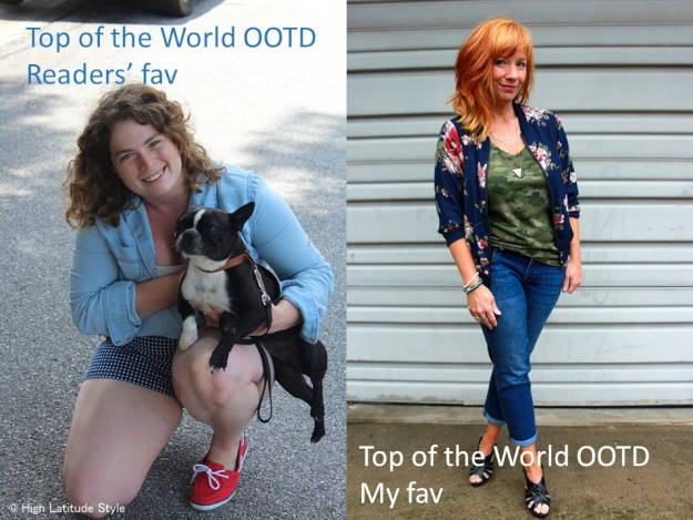 Top of the World OOTD party every Thursday at http://www.highlatitudestyle.com