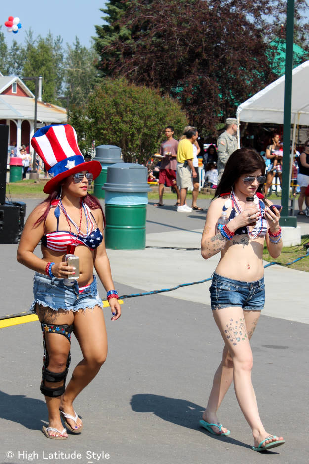 #advancedstyle patriotic outfits what not to wear over 40