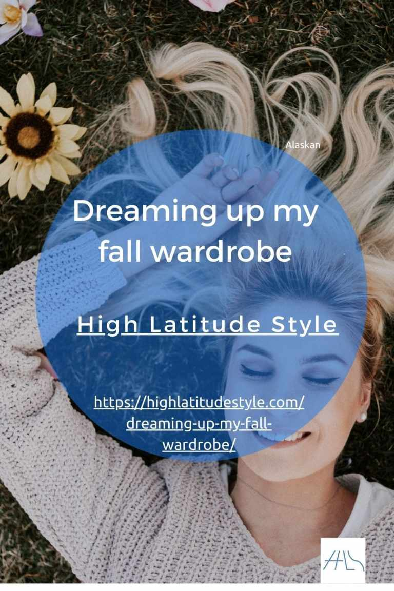 Read more about the article Dreaming Up my Fall Wardrobe