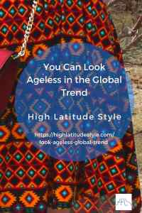 You Can Look Ageless in the Global Trend