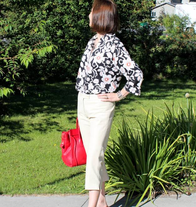#fashionover40 How to pull of the global trend for ageless style | High Latitude Style | http://www.highlatitudestyle.com