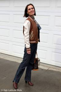 Read more about the article You Can Wear One baseball Jacket 9 Ways