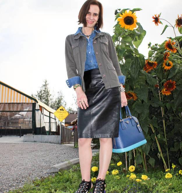 #fashionover40 #fashionover50 The best OOTD of September @ High Latitude Style @ http://www.highlatitudestyle.com